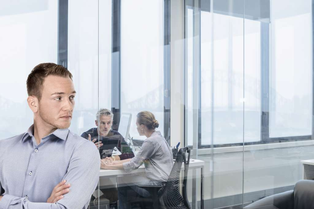 PRIVACY IN MEETING ROOMS
