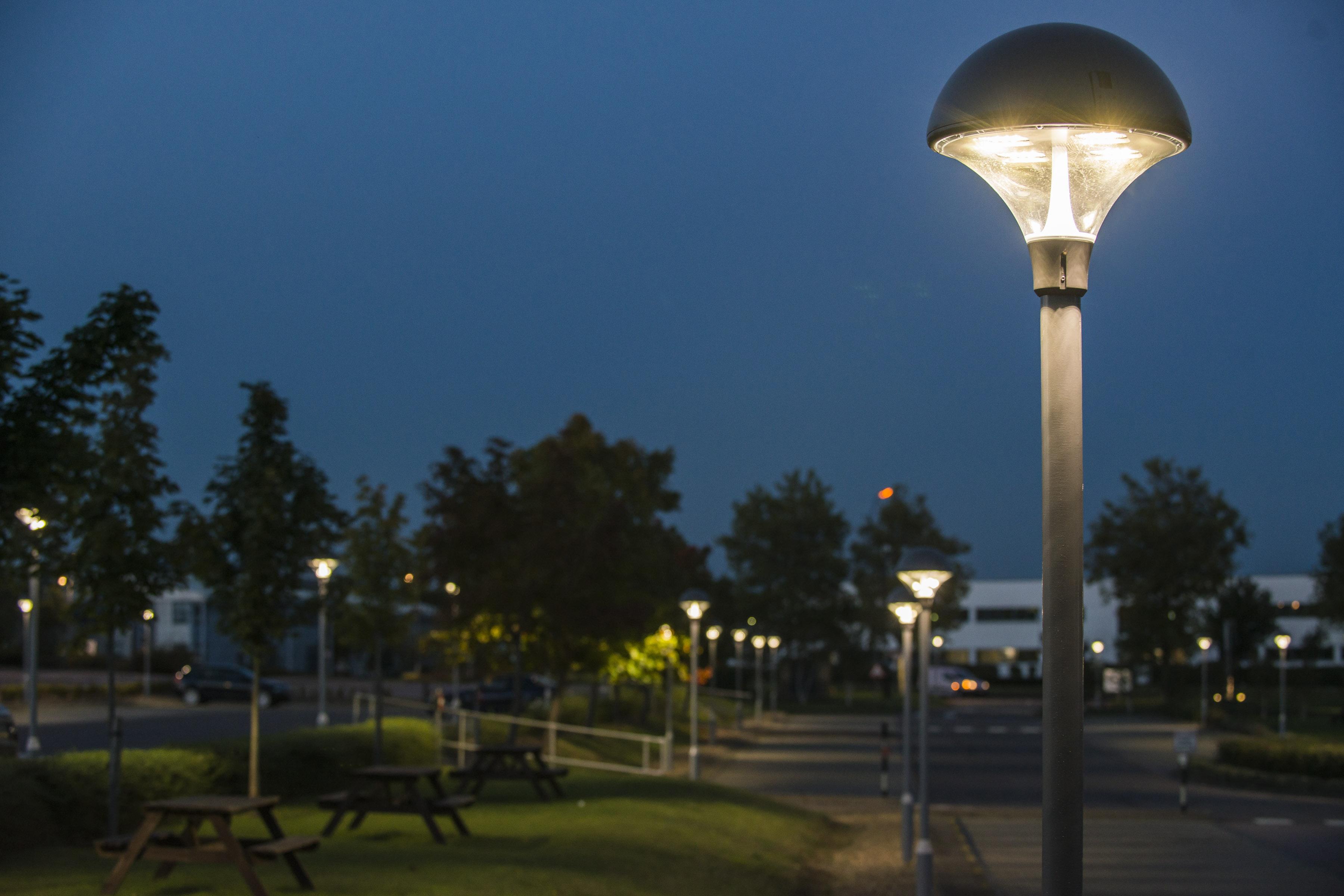 Car Park Lighting Solutions