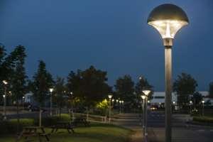 LED LIghting Solutions for car parks