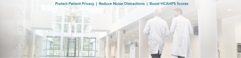 Sound Masking and Healthcare