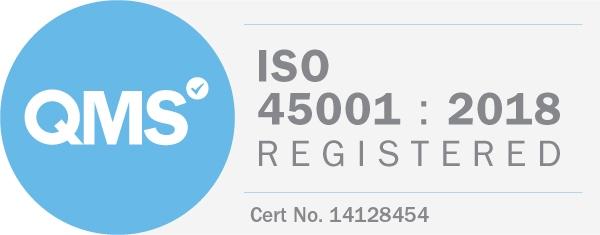 ISO 45001:2018 Logo