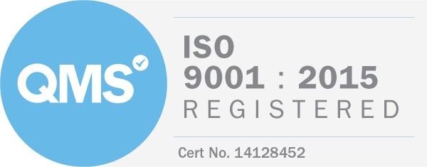 ISO 9001: 2015 Logo