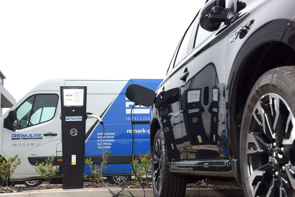 EV Charging Solutions by Remark