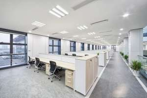Open Plan Office Solutions