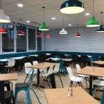 LED Lighting Cafe