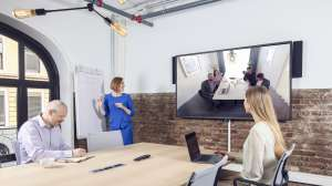 Big meeting room VC