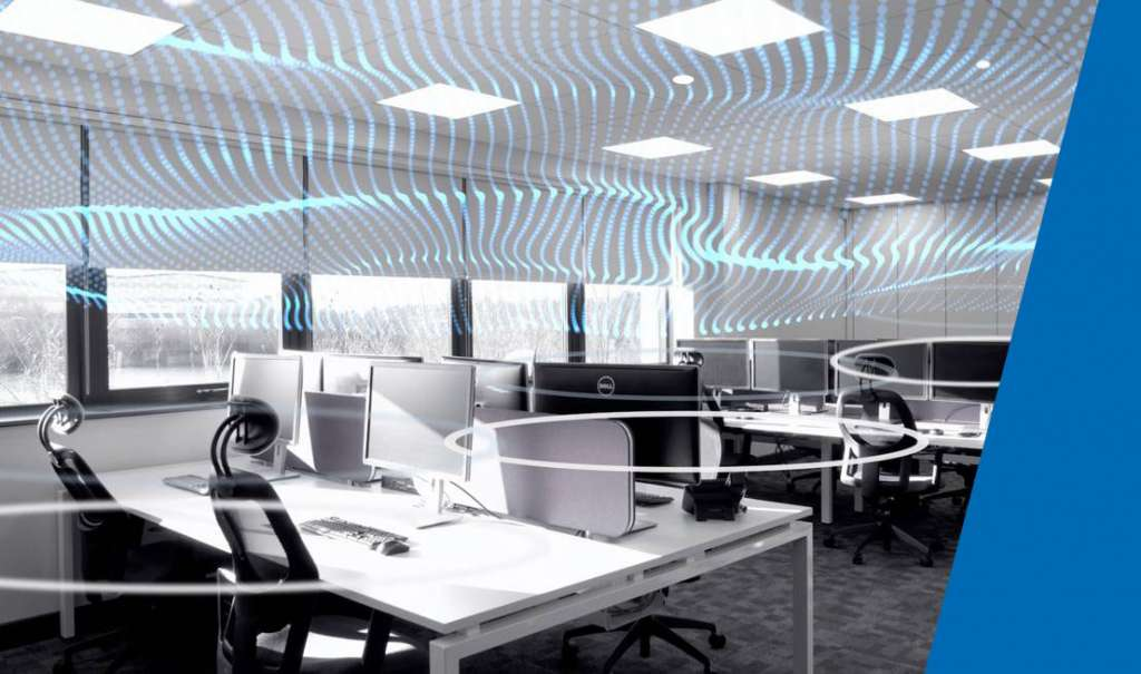 sound masking for open plan offices