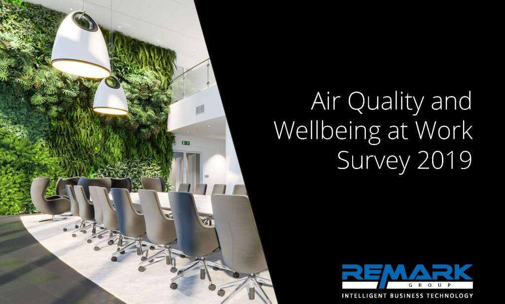 Air Quality and Wellbeing at Work