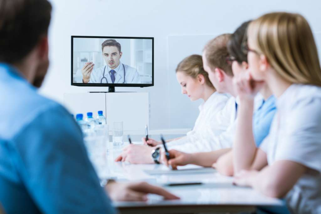 Video Conferencing for Healthcare