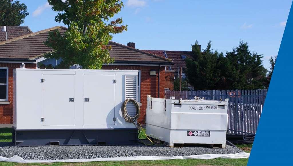 Temporary Hire - Generator