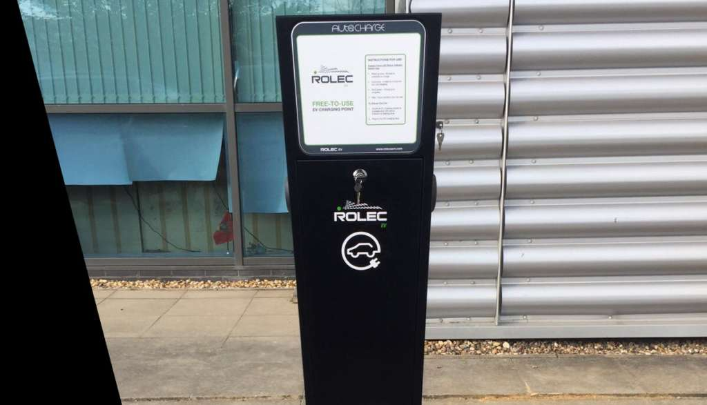 Car Charging Points for Businesses
