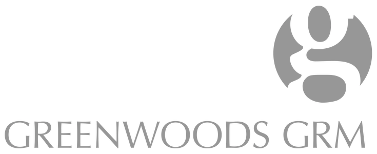 Greenwoods GRM logo