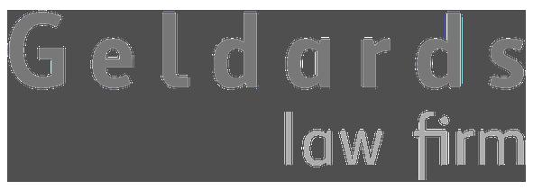Geldards Law Firm logo