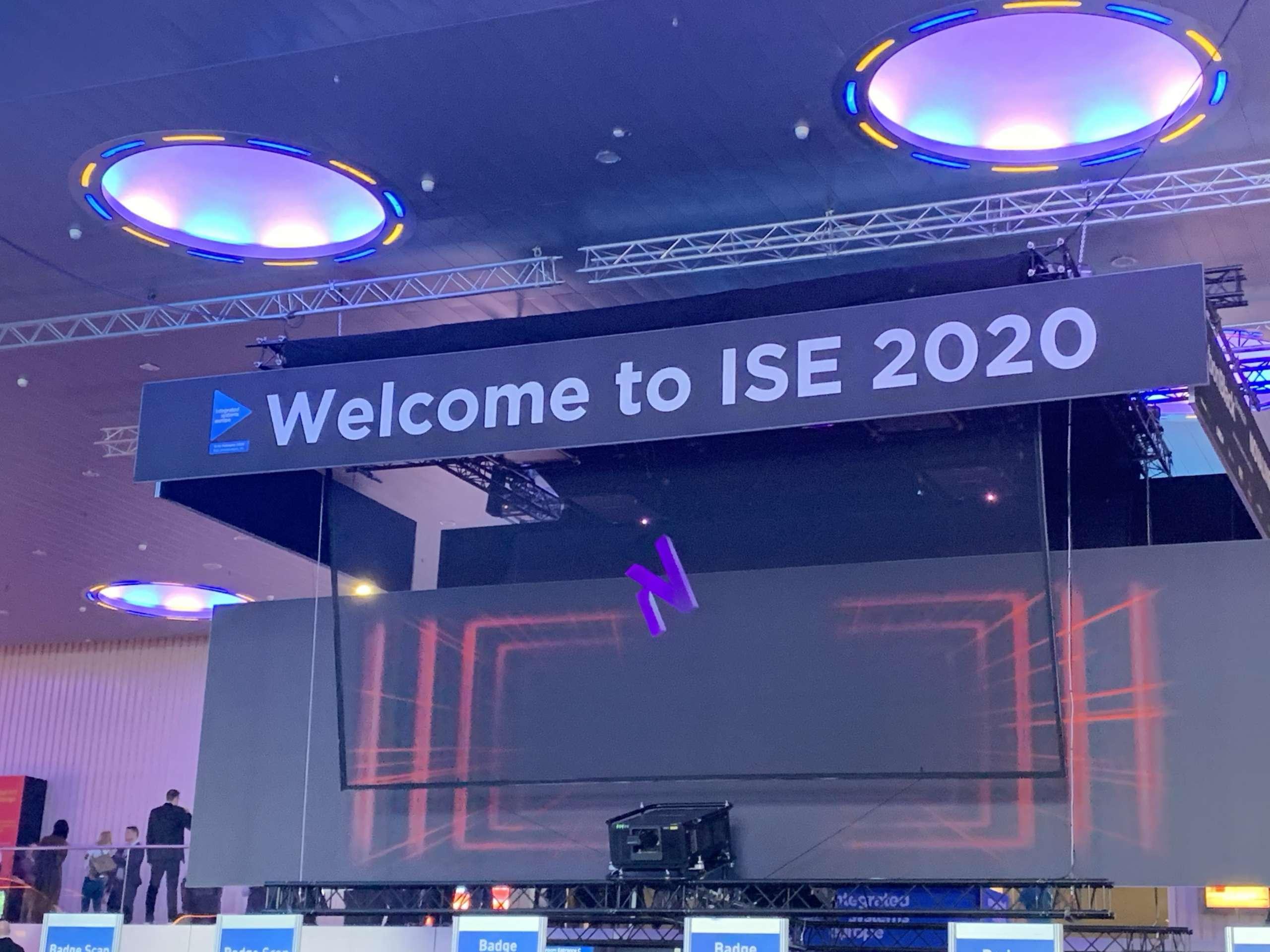 ISE 2020