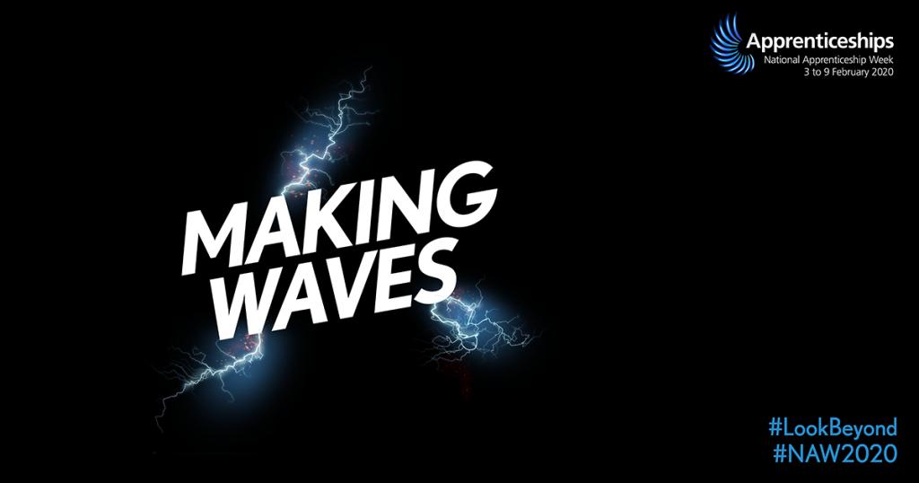 Making Waves Apprenticeships Facebook