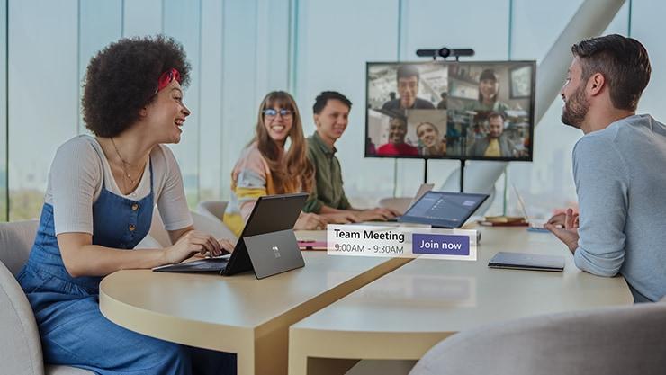 meeting microsoft teams