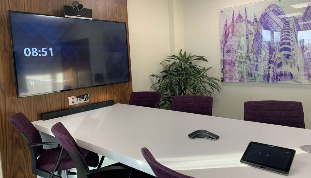 Microsoft Teams Meeting Room