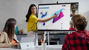 Real time Presentation with Microsoft Teams