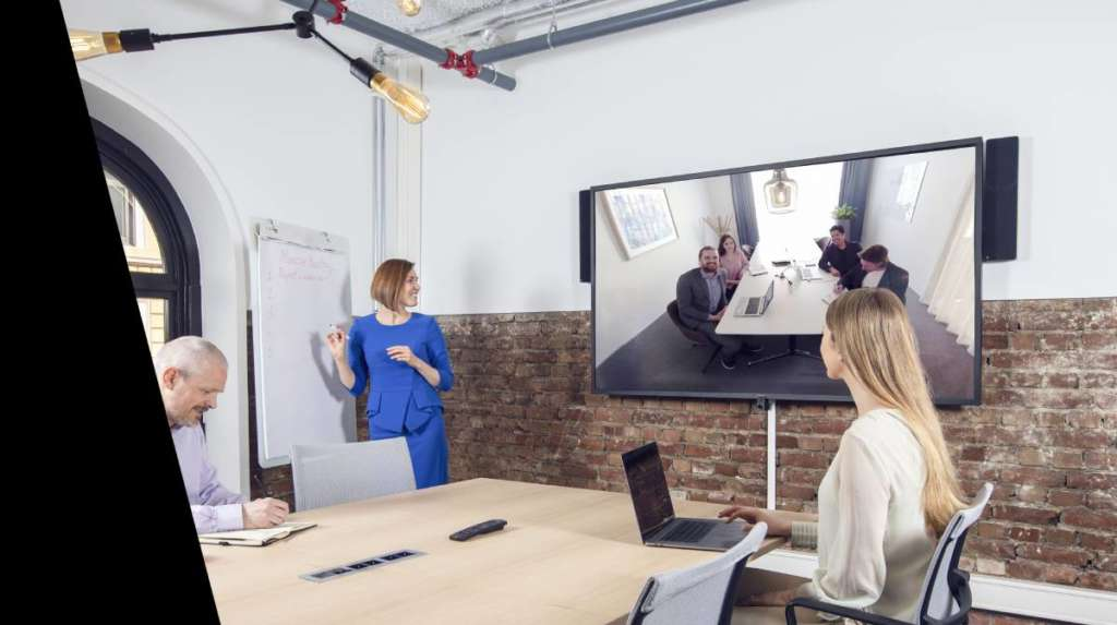 Big meeting room Video Conferencing Solutions