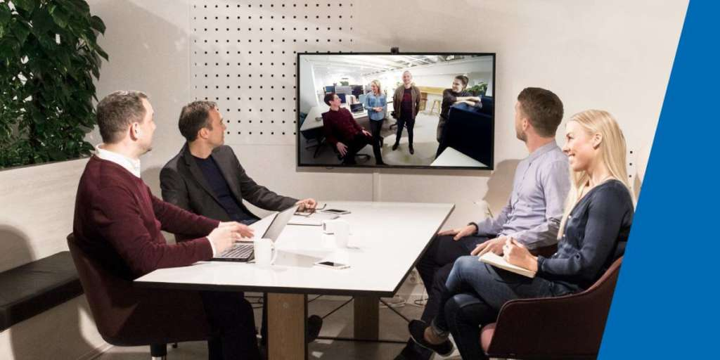 Huddle Room Video Conference