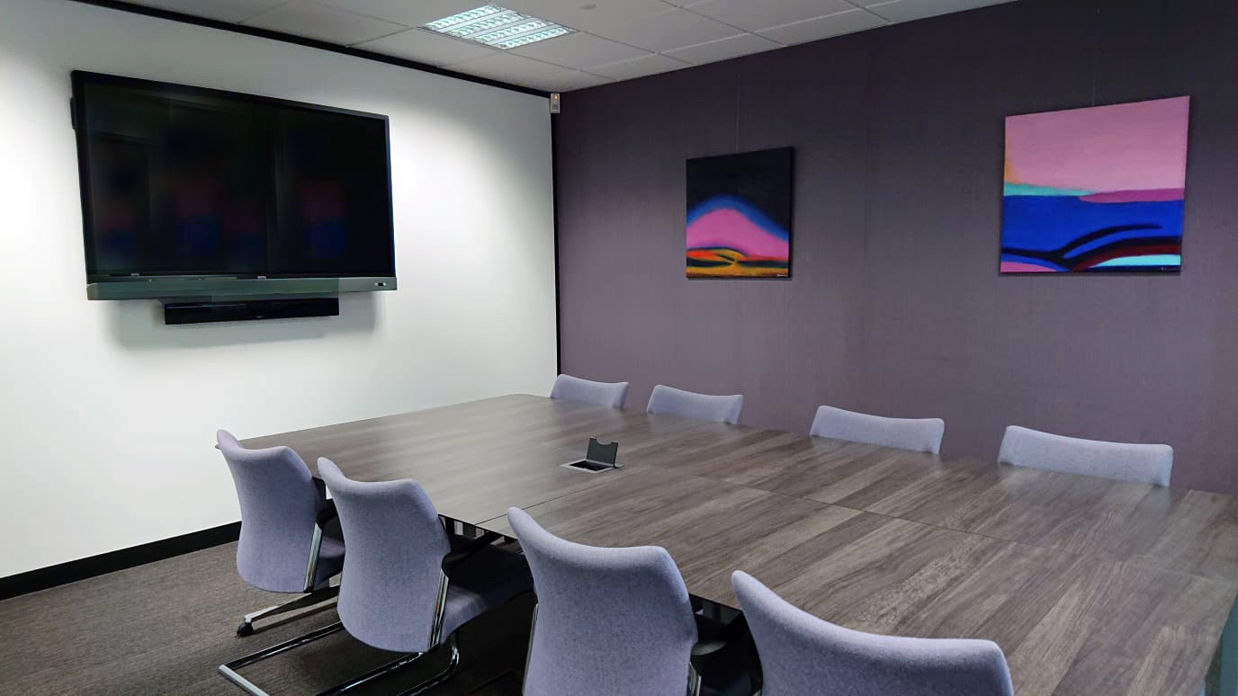 Video Conferencing Solution for boardrooms