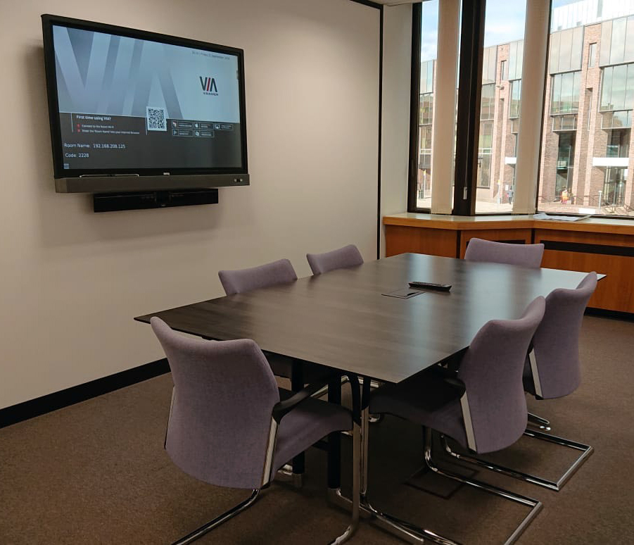 Video conferencing collaboration solution