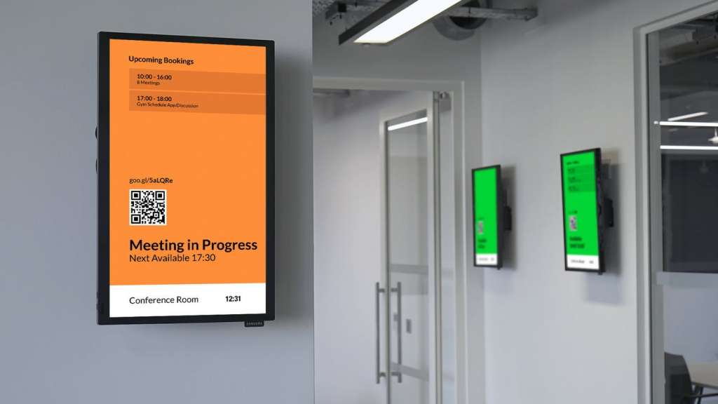 digital signage for the office