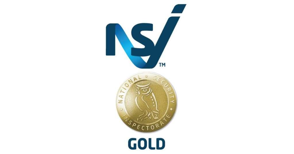 NSI Gold Accreditation Logo